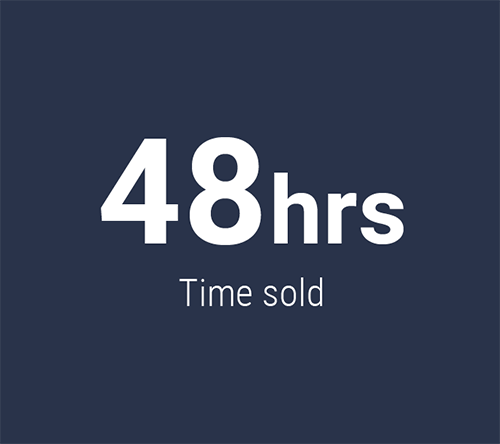 48hrs Time Sold
